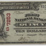 Quincy 1902 RS $10