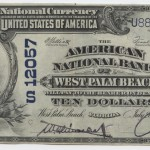 West Palm Beach 1902 PB $10