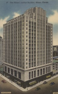 The Florida National Bank and Trust Company Postcard