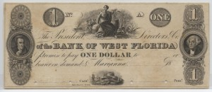 """18__ Proof $1 """"A"""" Plate Note"""