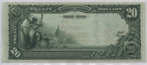 1902 Date Back $20 Note Charter #9926