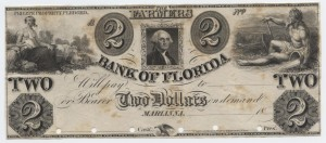 "18__ Proof $2 ""A"" Plate Note from Harley L. Freeman Collection"