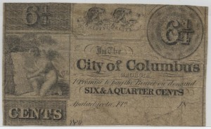 6 1/4 Cent Note
