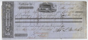 1857 Exchange for $8,000