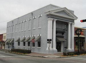 First National Bank of Brooksville as it looks today