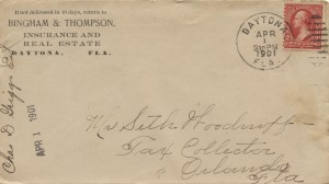 1901 Gainesville Bingham & Thompson Ins.