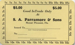 S.A. Parramore & Sons Mount Pleasant, FL