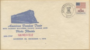 1976 Gainesville American Freedom Train