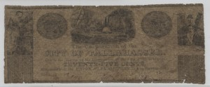 183_ .75 Cent Note