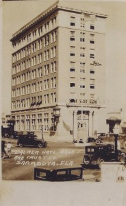 Palmer National Bank & Trust Company Post Card