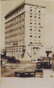 Palmer National Bank & Trust Company Post Card