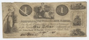 1841 $1 Note