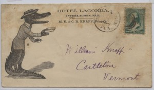 1890 Interlachen Hotel Lagonda