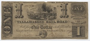 1856 $1 Note