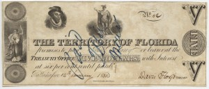 1830 $5 Note (very rare)