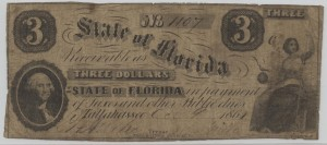 003 411 300x133 State Notes 1861 1865 Civil War Currency