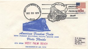 1976 West Palm Beach American Freedom Train