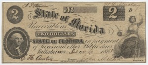 007 2 300x132 State Notes 1861 1865 Civil War Currency