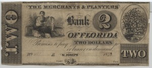 "1843 $2 ""A"" Plate Note"