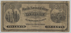 10 Cents Note