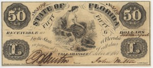 009 2 300x133 State Notes 1861 1865 Civil War Currency