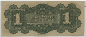 "186_ $1 ""A' Plate Note"