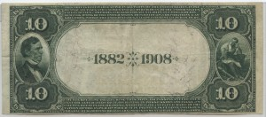 1882 Date Back $10 Note Charter #5603