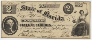 012 2 300x132 State Notes 1861 1865 Civil War Currency