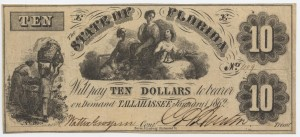 013 3 300x137 State Notes 1861 1865 Civil War Currency
