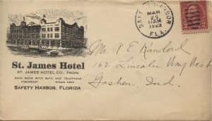 1929 Safety Harbor St. James Hotel