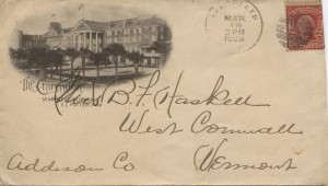 1908 Sea Breeze The Clarendon Hotel