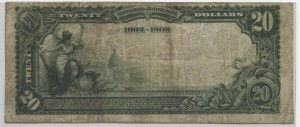 1902 Date Back $20 Note Charter #4949