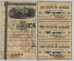 018 300x249 State Notes 1861 1865 Civil War Currency
