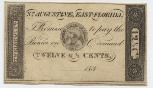 183_ Unissued 12 1/2 Cent Note