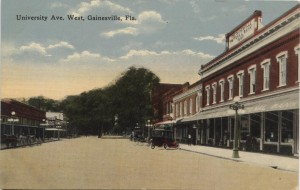 Gainesville National Bank Post Card