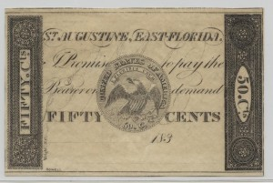 183_ .50 Cent Note