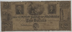 1835 $2 A Plate Note