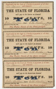022 188x300 State Notes 1861 1865 Civil War Currency