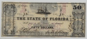 031 2 300x137 State Notes 1861 1865 Civil War Currency
