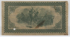 1880's .25 Cent Note