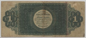 033 2 300x134 State Notes 1861 1865 Civil War Currency