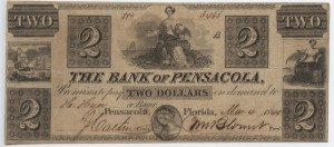 1840 $2 A Plate Note