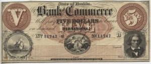 1861 $5 Note