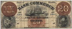 1861 $20 Note