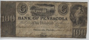 1836 $100 Note