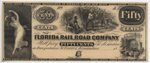 1860-1861 50 Cent Note