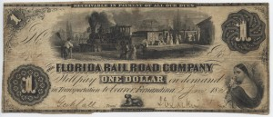1861 $1 Note (Sup. Signed)