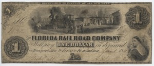1860 $1 Note  (Sup. Signed)