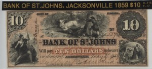 1859 $10 Note