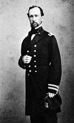Commander Christopher Rodgers of the Wabash